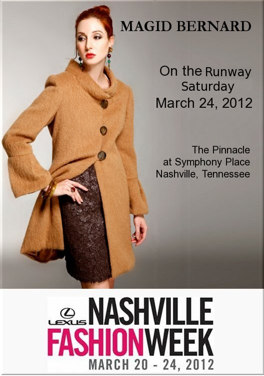 Nashville Fashion Week 2012