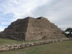 Canada de la Virgen Pyramids, San Miguel de Allende, Mexico